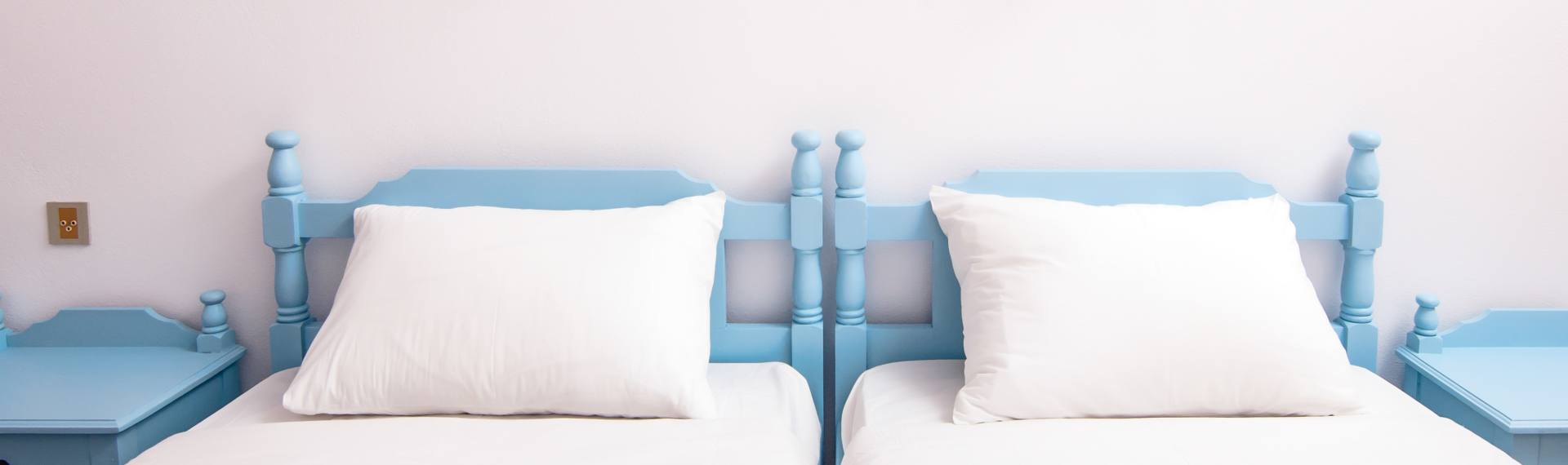 Sphinx Hotel Rooms in Naxos
